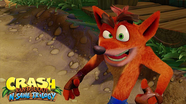 Crash Bandicoot N Sane Trilogy, Crash Bandicoot, Crash Bash