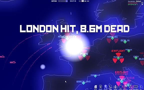 Defcon, london, nuke, death