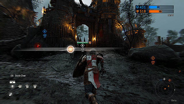 for honor dominion