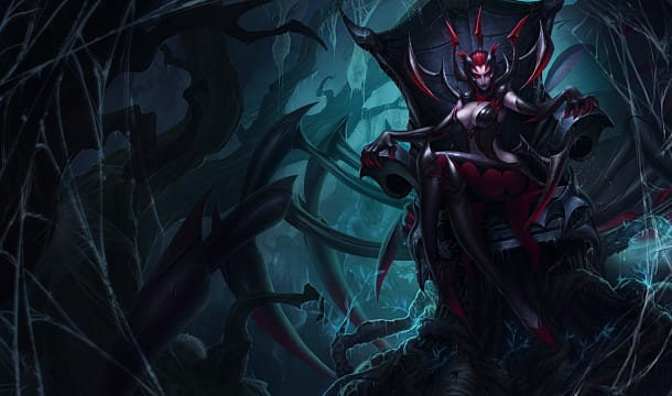 Elise, Elise the Spider Queen