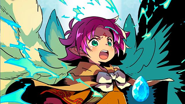 Fire Emblem Heroes, dragon girl, kickass