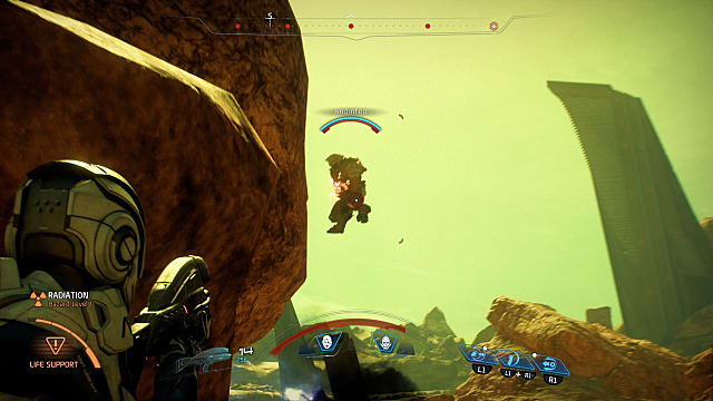 Mass Effect Andromeda, Kett, Ryder