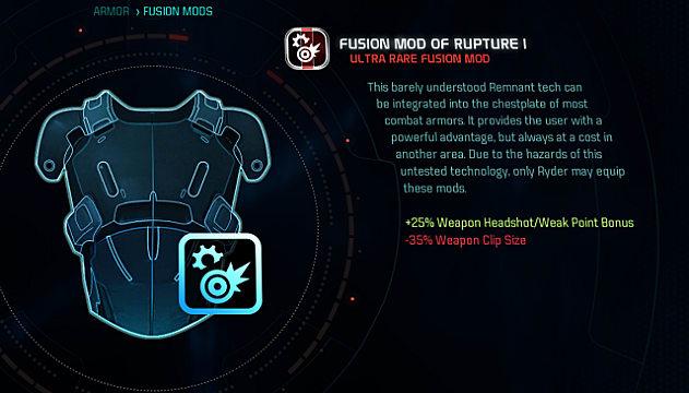 mass effect andromeda fusion mod