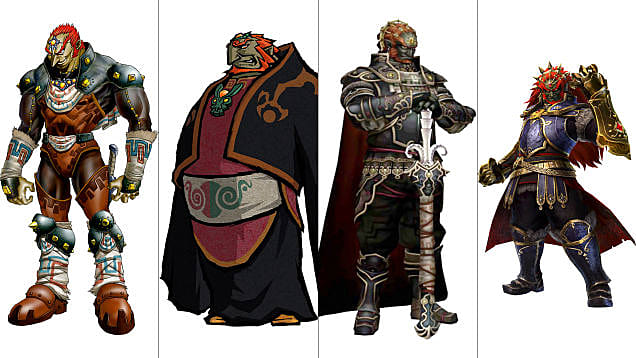 Ganondorf, the legend of zelda