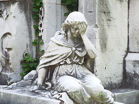 face plan, statue