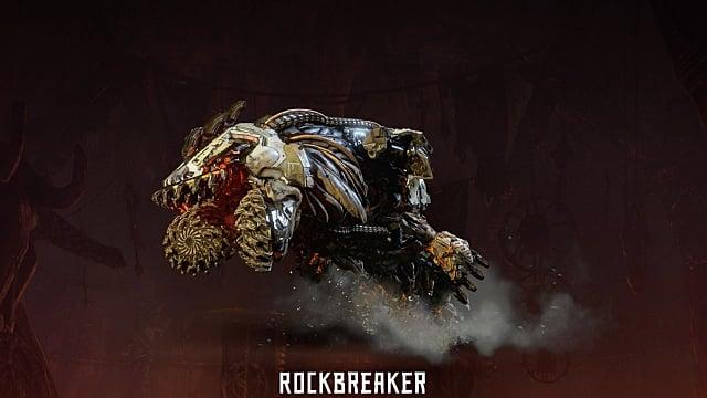 horizon zero dawn, combat, bow, rockbreaker