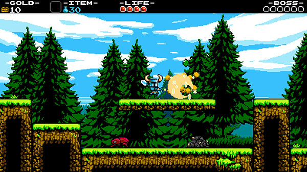 Shovel Knight: Treasure Trove, Shovel Knight, Treasure Trove