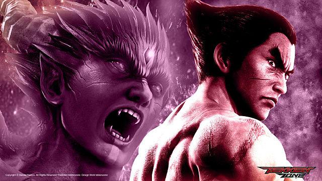 Kazuya Mishima, Tekken, Devil
