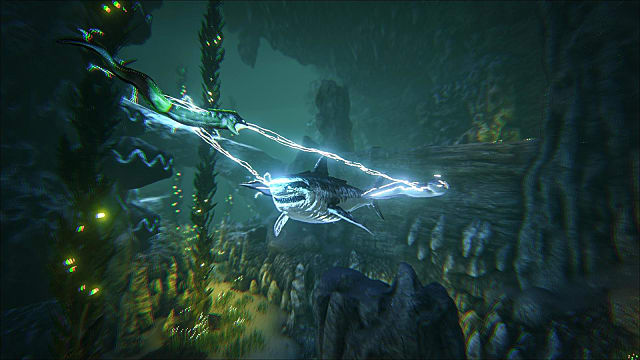 ARK: Survival Evolved Patch 1.17 Taming Guide How to Tame Electrophorus