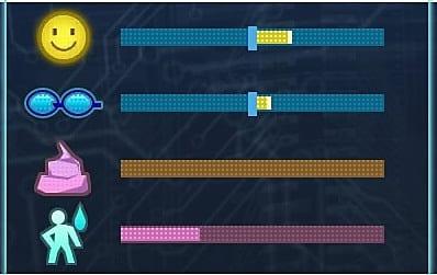 Digimon World next order life stats