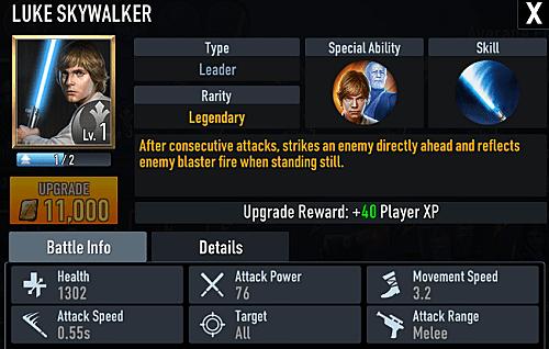 star wars force arena tier list