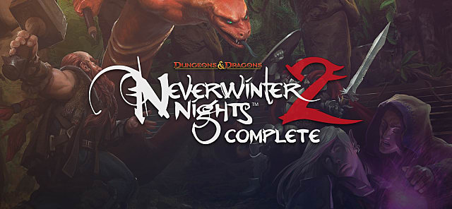 Neverwinter nights complete, poster