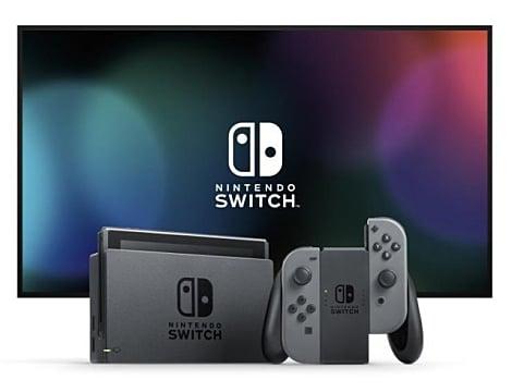 Nintendo, Switch, Nintendo Switch