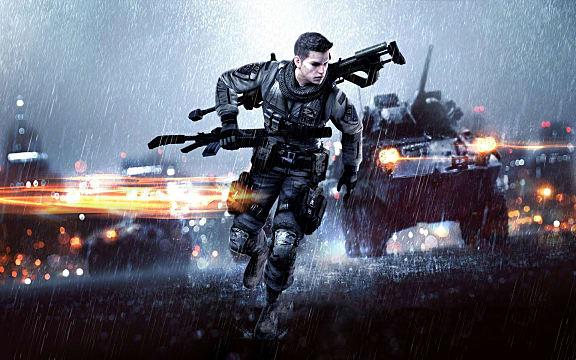 battlefield 4, poster