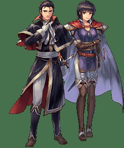 Olwen and Reinhardt