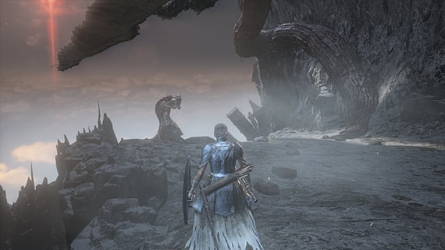Dark Souls III, The Ringed City, Angels