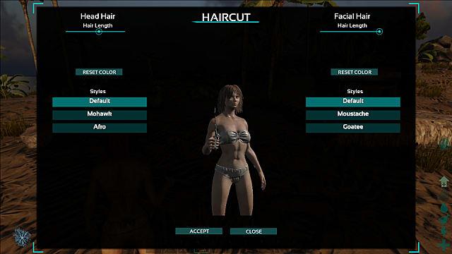 ARK: Survival Evolved Ultimate Guide to Hair Scissors