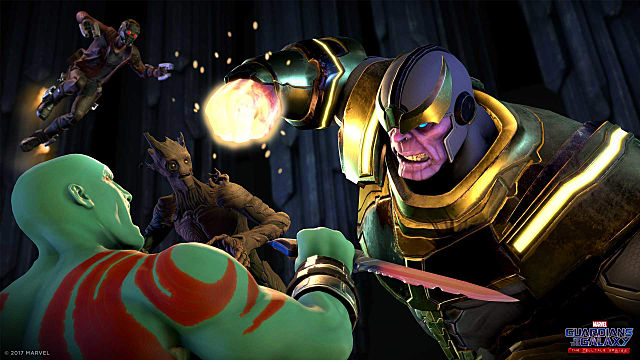 guardians of the galaxy, thanos