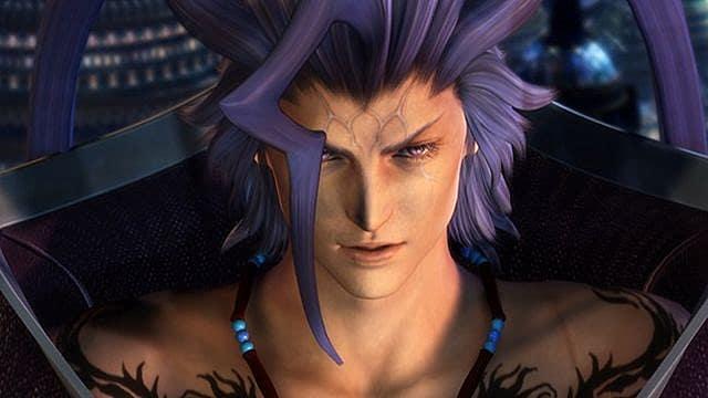 Seymour, Final Fantasy X, Final Fantasy