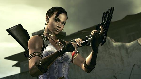 Sheva Alomar, Resident Evil