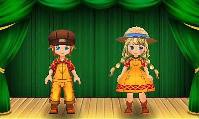 Story of Seasons Trio of Towns Review Beginning of the Game