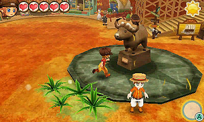 Daily Routine Guide Story of Seasons Trio of Towns Day to Day Part Time Jobs