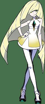 Lusamine, Pokemon Sun & Moon