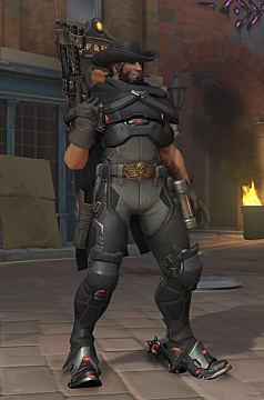 overwatch uprising mccree skin