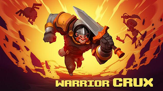 Has-Been Heroes, warrior crux
