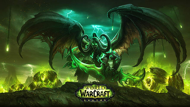 World of Warcraft, Legion