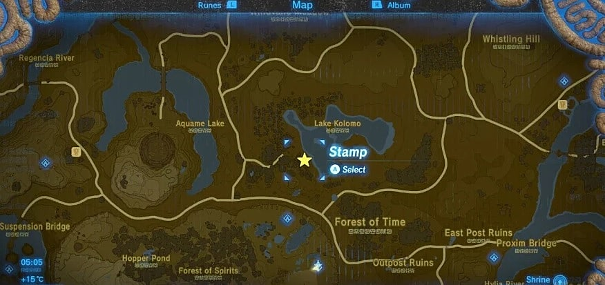 Legend of Zelda: Breath Of The Wild - Where to Find All 13 ...