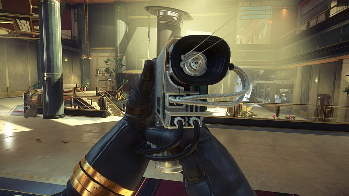 Prey Demo Where To Hide In The Room