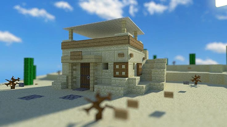 Best Minecraft Seeds For Building A Desert Outpost Minecraft