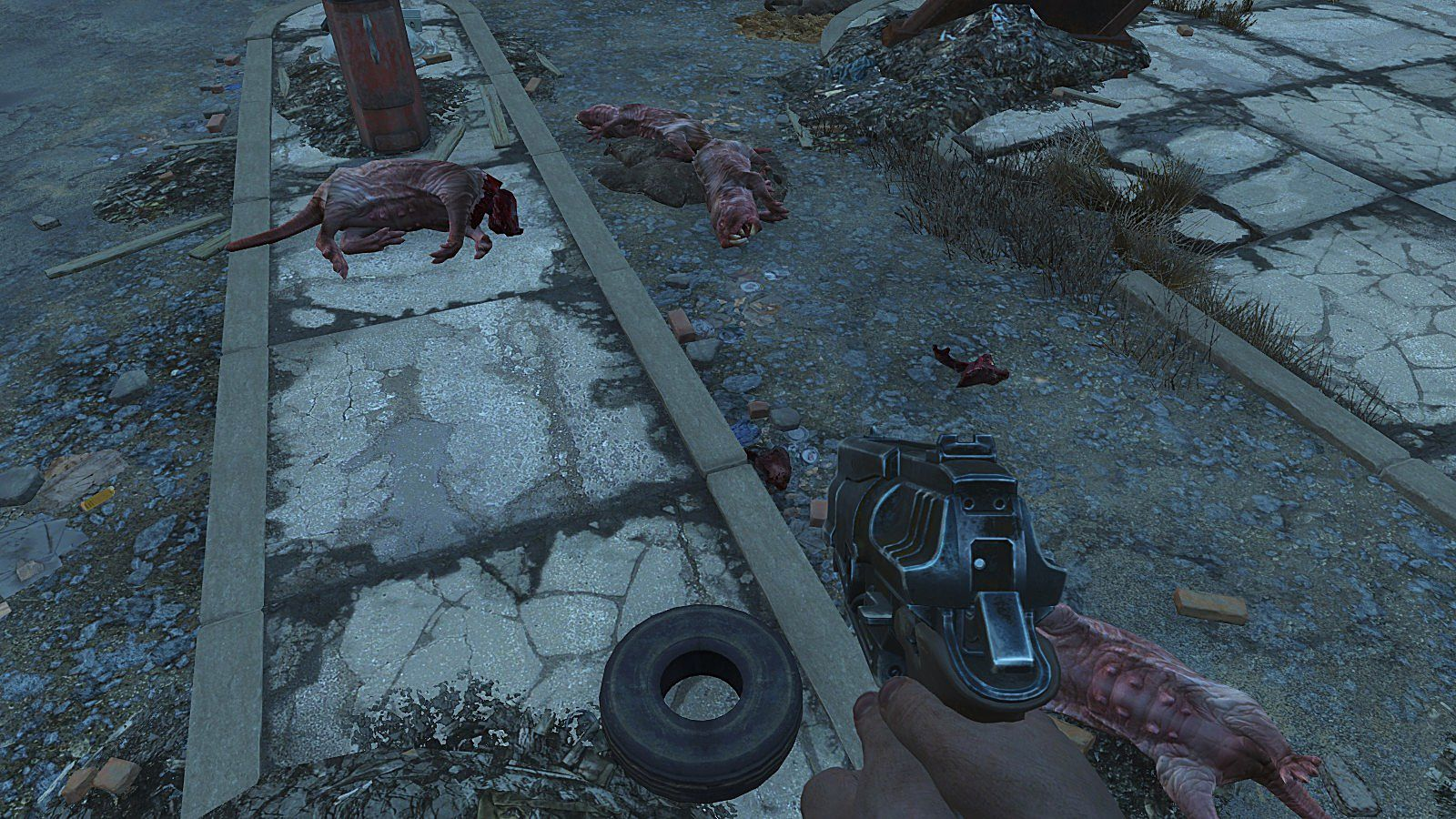 how to play survival mode on fallout 4