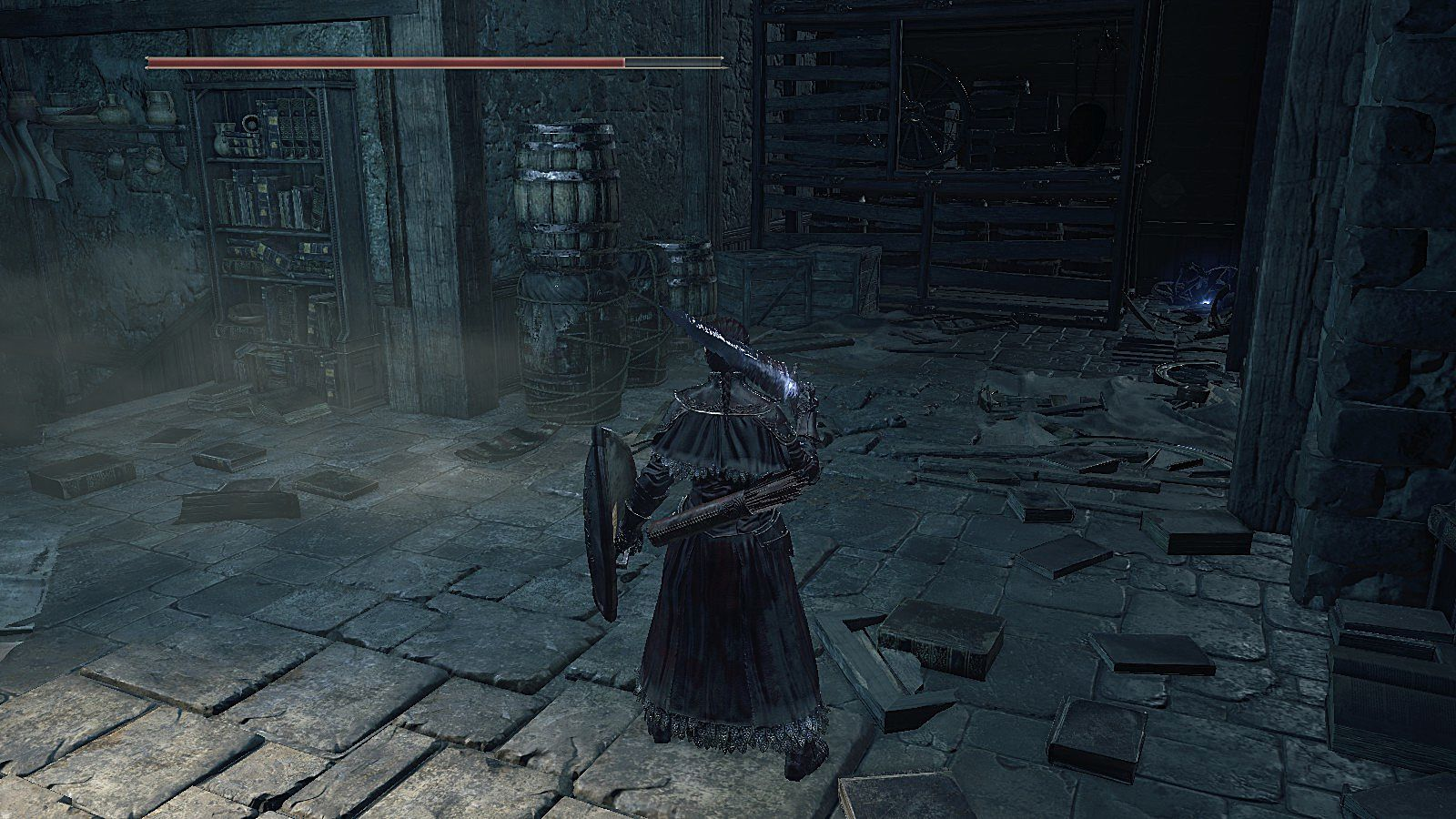 how to change to ng+ dark souls 3