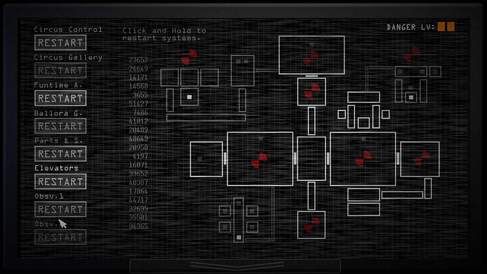 A Question About The Breaker Room Map Spoilers