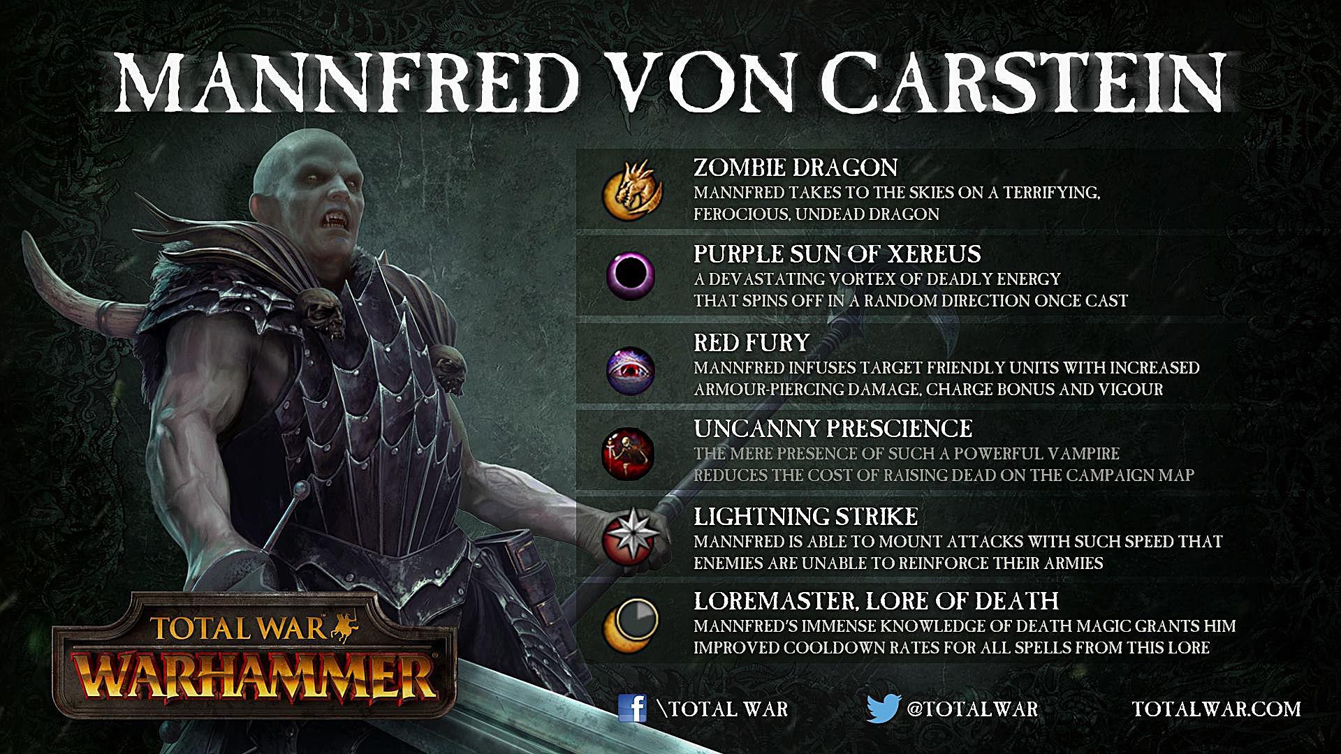 Total War Warhammer Best Vampire Counts Build