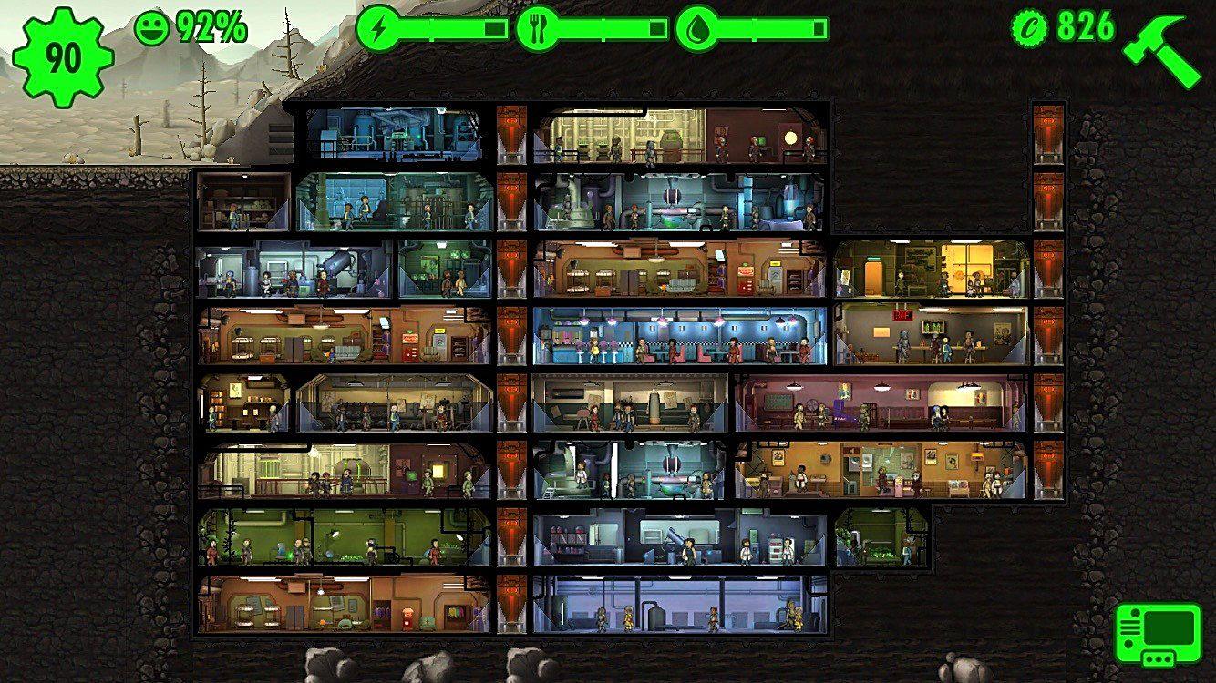 Sheltered как сделать третий этаж