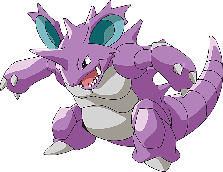 Nidoking | Pokémon Wiki | FANDOM powered by Wikia