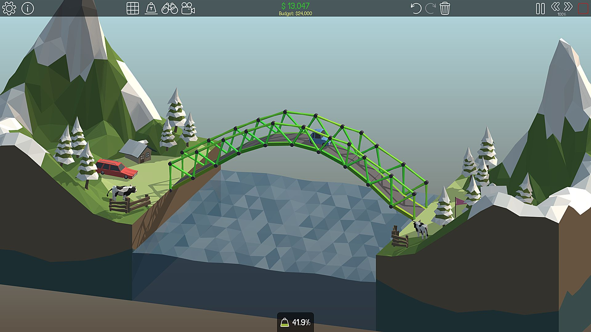 How To Build A Bridge Game