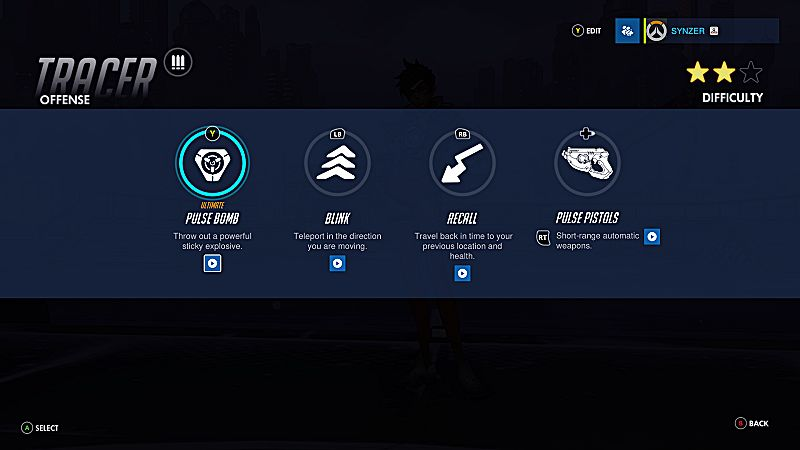 tracer-abilities
