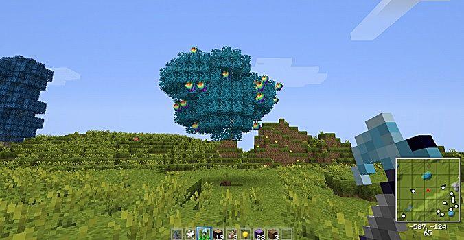 TreeCapitator 1.8/1.7.10/1.7.2 | Моды Minecraft