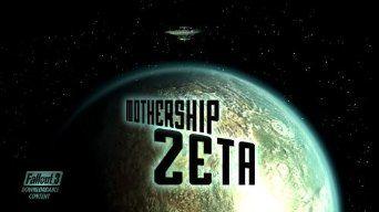 Fallout 4: Revenge of Mothership Zeta (DLC Speculation)