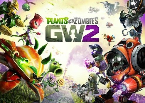 Plants Vs. Zombies Garden Warfare 2 February 23, 2016 Header