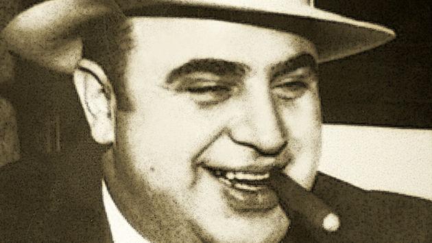 Al Capone Roaring Twenties 1920s Gangster
