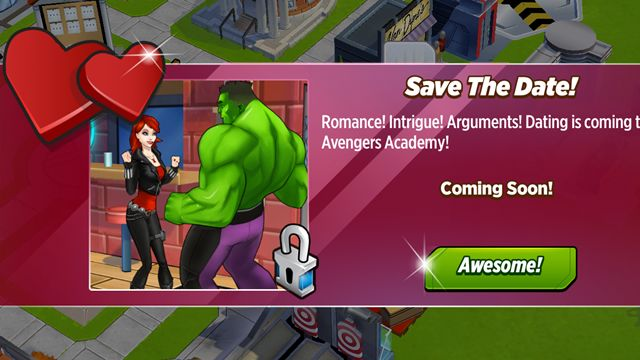 Marvel dating quiz