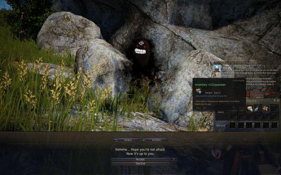 Black Desert Online Black Spirit Inventory Quests