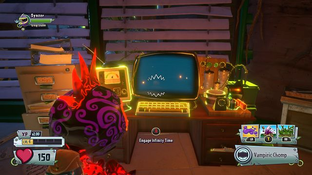 plants vs zombies garden warfare 2 infinity mode