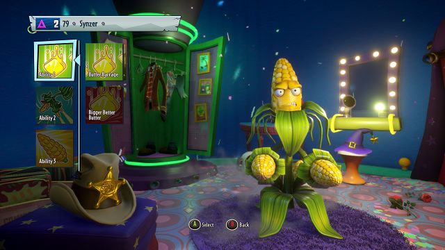 plants vs zombies garden warfare 2 kernel corn abilities