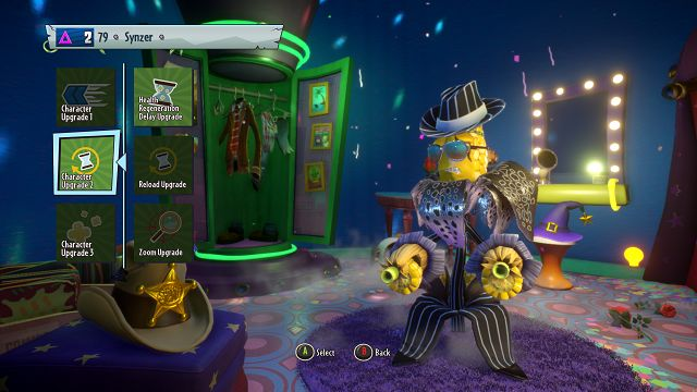 plants vs zombies garden warfare 2 kernel corn character upgrades